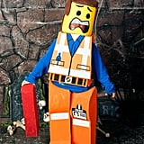 Emmet of The Lego Movie