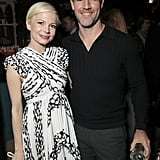 Michelle Williams and James Van Der Beek Have a Dawson's Creek Reunion 13 Years in the Making