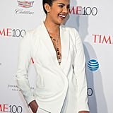 Priyanka Chopra's Suit at the Time 100 Gala