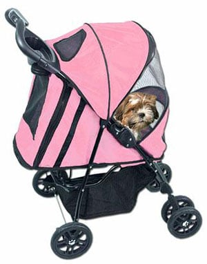 Pet Strollers for Pampered Pets