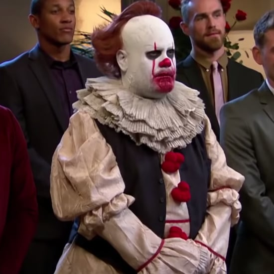 James Corden's Pennywise on The Bachelorette Video