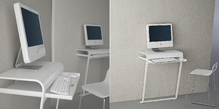 Minimalist Computer Desk From Designspray Popsugar Tech