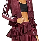 adidas Originals Ruffle Track Jacket and Ruffle Track Pants