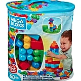 Mega Bloks 60-Piece Big Building Bag