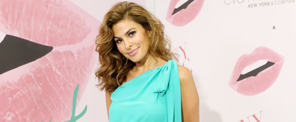 Why Eva Mendes Doesn't Share Photos of Her Two Daughters