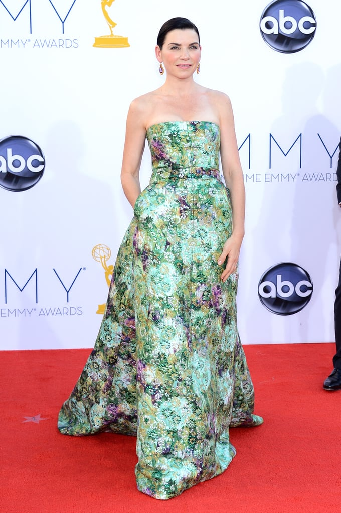 Julianna Margulies looked pretty in print.
