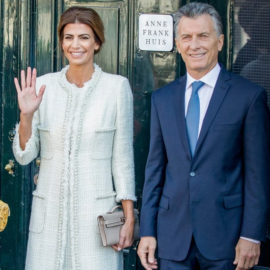 First Lady of Argentina Juliana Awada Style