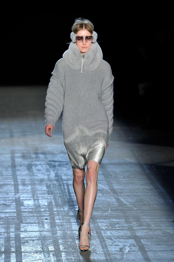 Fall 2011 New York Fashion Week: Alexander Wang 2011-02-13 08:54:06