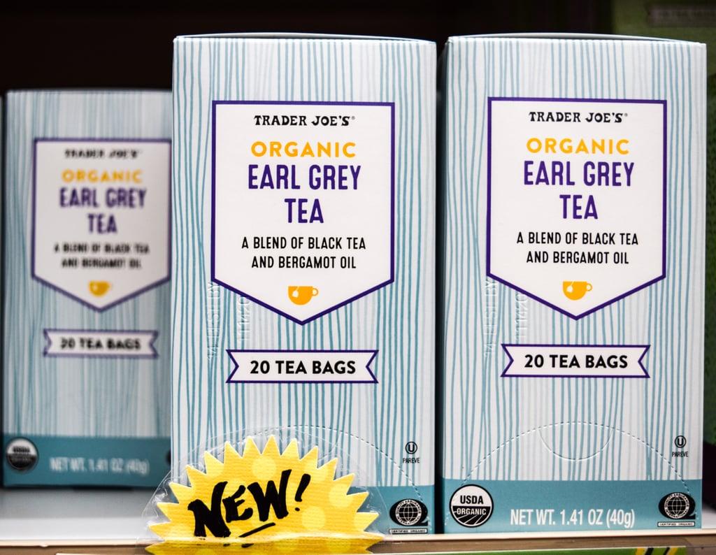 Trader Joe's Organic Earl Grey Tea ($2)