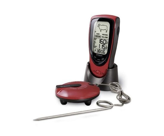 Talking Oven/Barbeque Thermometer