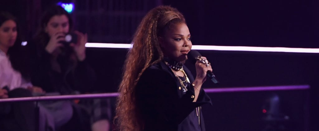 Janet Jackson's EMAs 2018 Speech Video