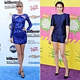 Kristen Stewart reportedly made a visit to Taylor Swift's LA home after her recent breakup with Robert Pattinson. Taylor and the Twilight star are said to have mutual friends, and their quality time was spent with a group. They also have Taylor Lautner in common.