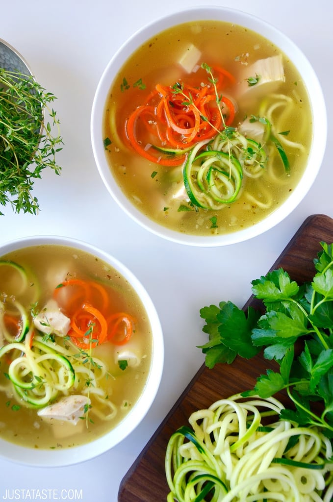 Low-Carb Soup Recipes