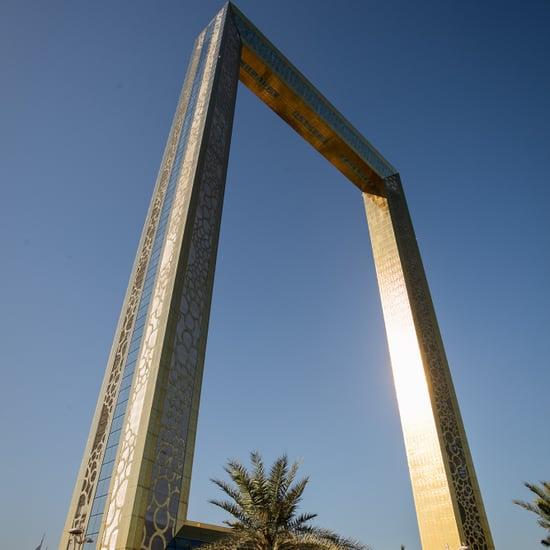 Dubai Frame Extends Opening Hours