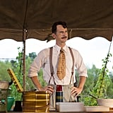 O'Hare as Stanley in Freak Show