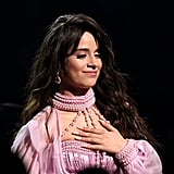 Camila Cabello's Baby Pink Nails at the 2020 Grammy Awards