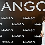 Miranda Kerr at Mango Photo Call | Pictures