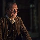 Bill Paterson as Ned Gowan.