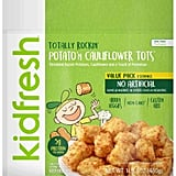 Hash Browns: Eat Kidfresh Potato'n Cauliflower Tots Instead