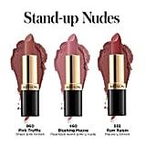 Revlon Marvelous Mrs. Maisel Stand-Up Nude Lipsticks