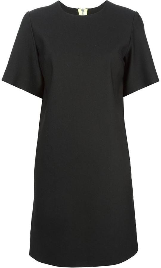 Alexander Wang Round Neck Shift Dress ($971)