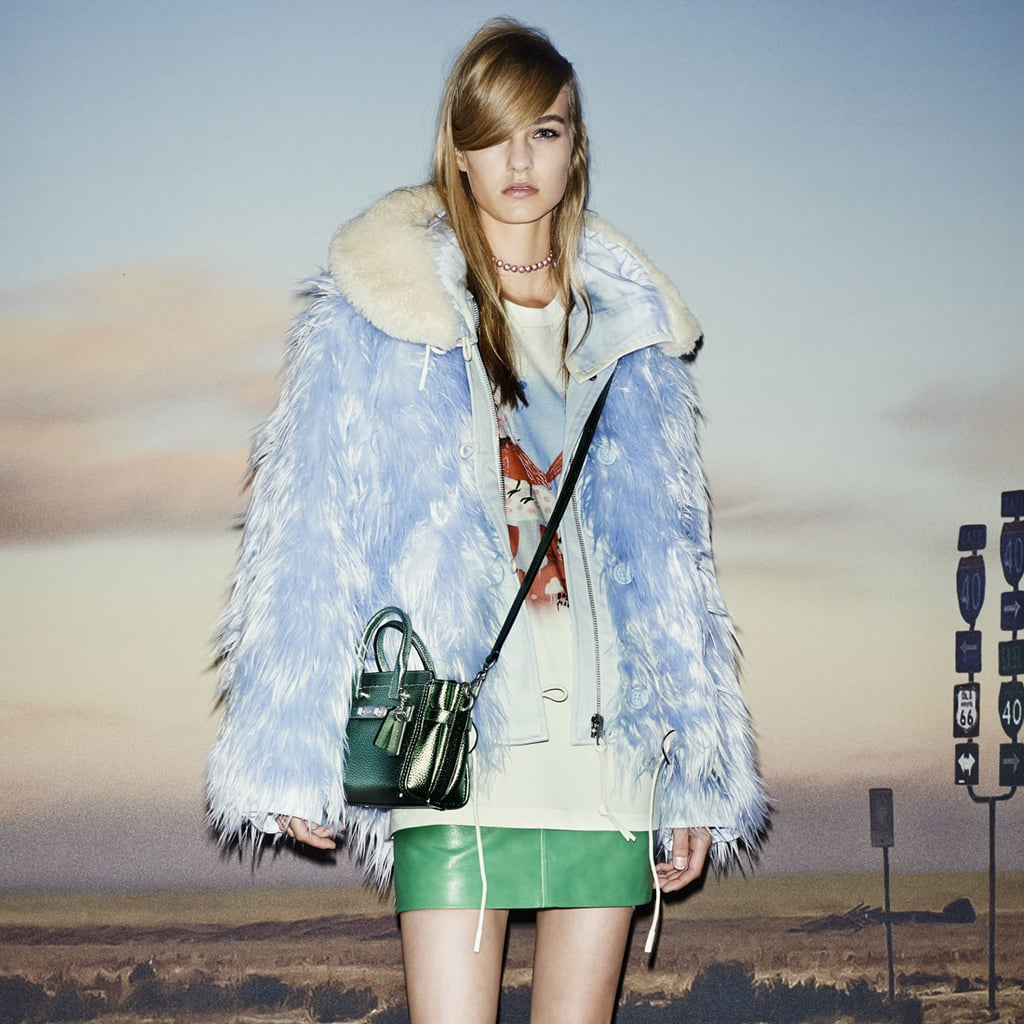 Quirky Is the New Cool For Coach Spring 2015
