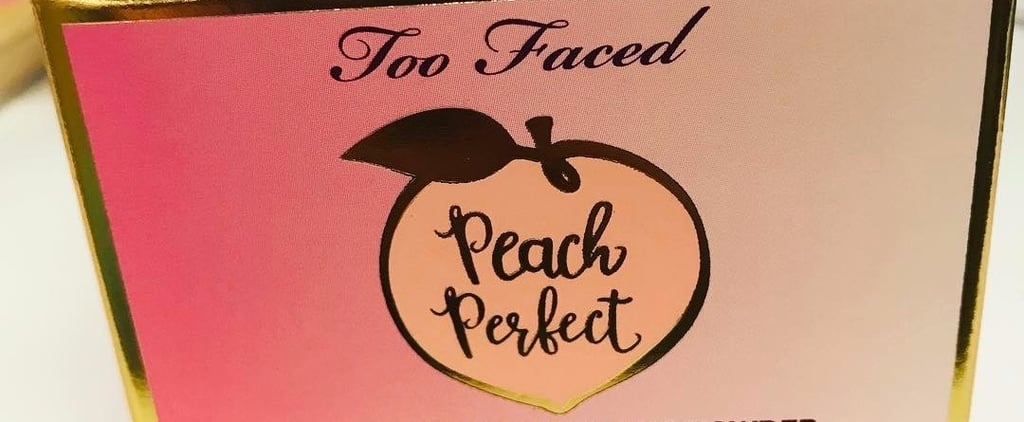 Oh Yes: Too Faced Just Announced the 1 Peach Product You Need!