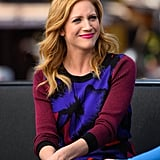 Brittany Snow made a gorgeous appearance on Extra on Thursday in LA.