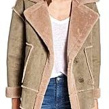 NVLT Faux Shearling Jacket