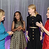 She Laughs With Amy Poehler, Nicole Kidman, and Elizabeth Banks