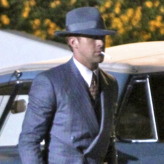 Ryan Gosling Gangster Squad Pictures With Josh Brolin