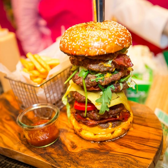 World's Most Expensive Burger Sells For $10K in the UAE