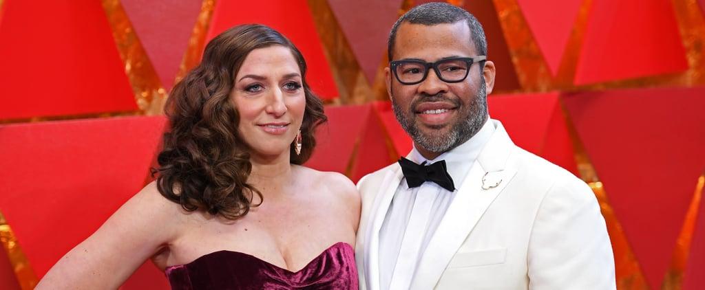 Who Is Jordan Peele's Wife Chelsea Peretti?