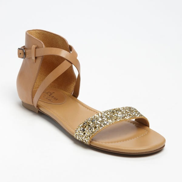 This two-strap sandal is equipped with Nike Air technology to keep it as comfortable as it is glitzy.  Maria Sharapova 'Air Catalina' Sandal by Cole Haan  ($168)