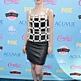 Hayley Williams attended the 2013 Teen Choice Awards.