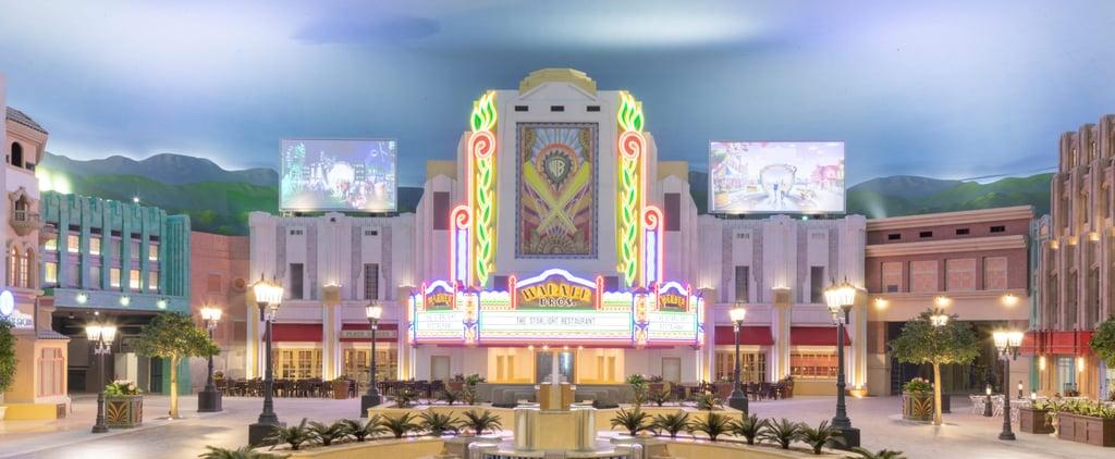 Warner Bros. Abu Dhabi Pictures