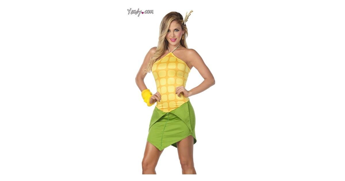 corn cob sexy halloween costumes gone wrong popsugar