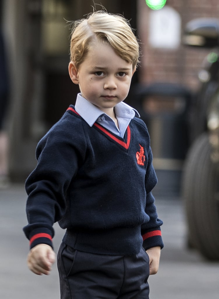 Latest news of prince george alexander louis