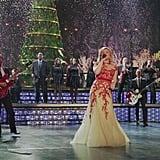 "Kelly Clarkson's Cautionary Christmas Music Tale, 2013: ""Underneath the Tree"""