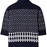 Chloé Intarsia Wool-Blend Turtleneck Sweater
