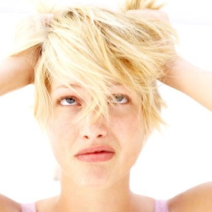 Beauty Blooper: Faux Dandruff Disaster