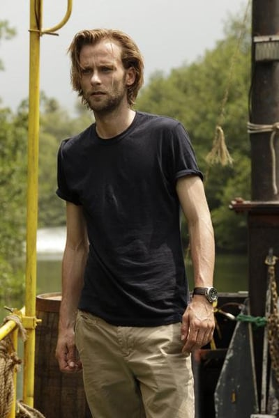 Joe Anderson in The River.