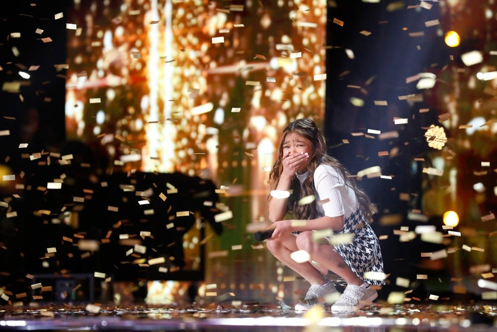 Stop Everything and Watch This 11-Year-Old's History-Making America's Got Talent Performance