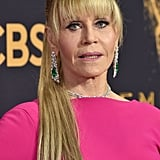 Jane Fonda at the Emmy Awards