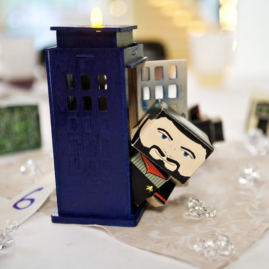 Geek Wedding Ideas: Geeky Wedding Ideas