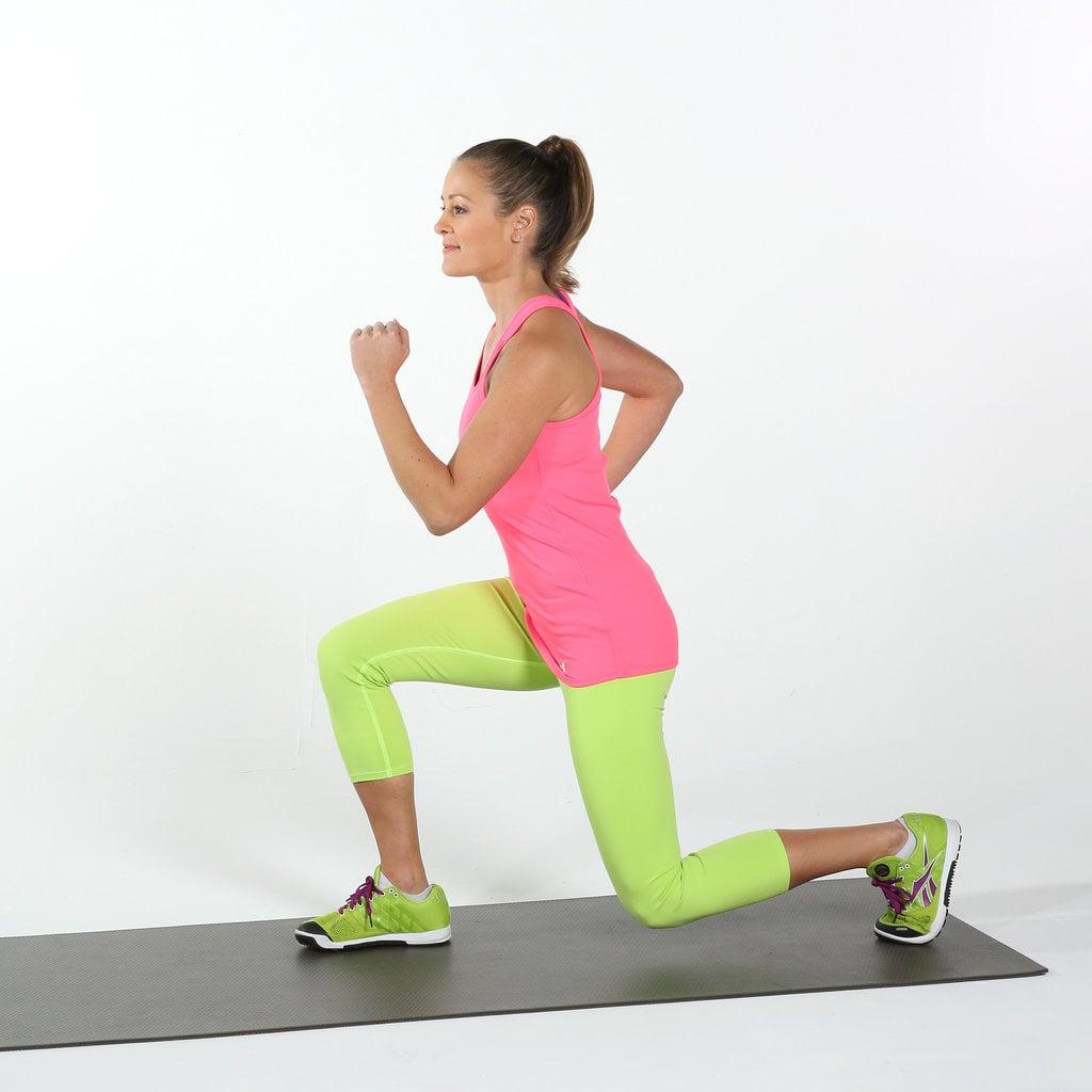 Body-Weight Blast Workout