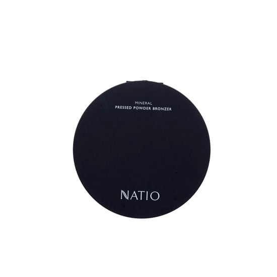 Natio Mineral Pressed Powder Bronzer, $16.95