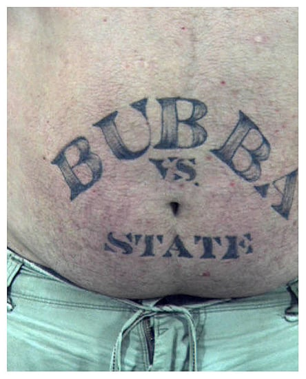 Bubba Fought the Law