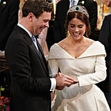 Princess Eugenie First Anniversary Video For Jack Brooksbank