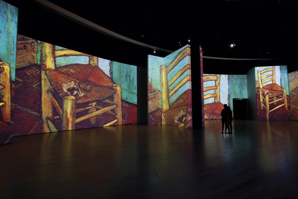 Van Gogh Alive – The Experience Exhibition UAE
